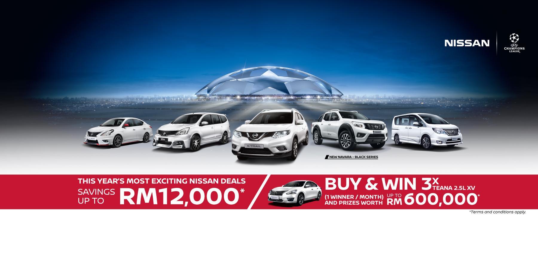 Nissan Seremban Car Sales Specialist
