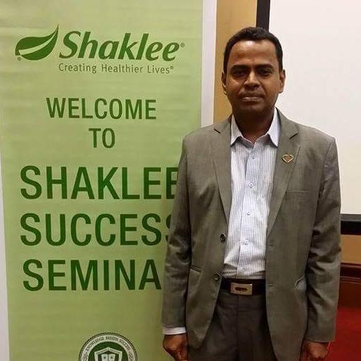 Shaklee Independent Distrbutor