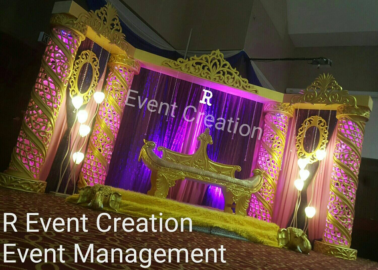 R Event Creation – Deco
