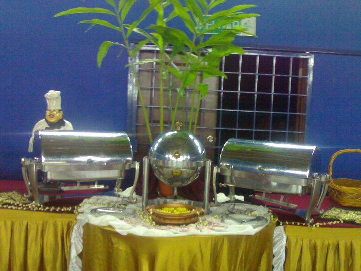 RESH CATERING SERVICES