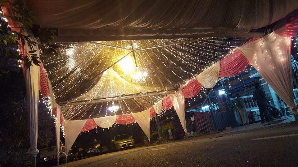 Canopy – Krishmahll Events Planner