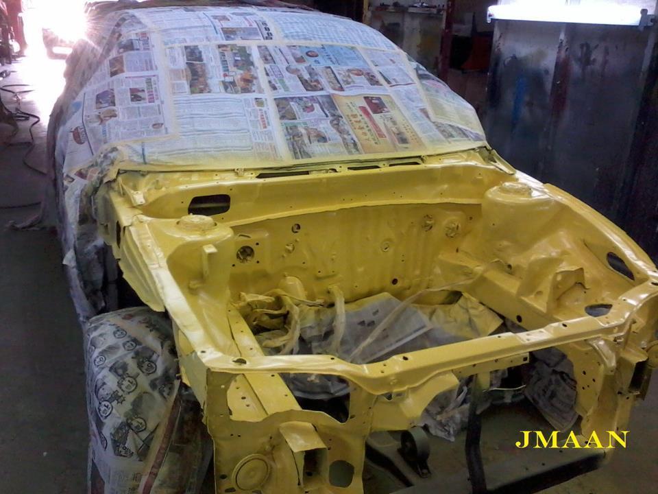 JMAAN Auto Painting