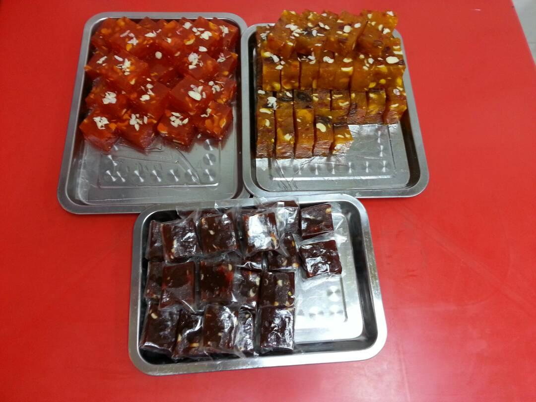 JVELRICH Resources VEGETARIAN Sweets / Cakes & Mixer