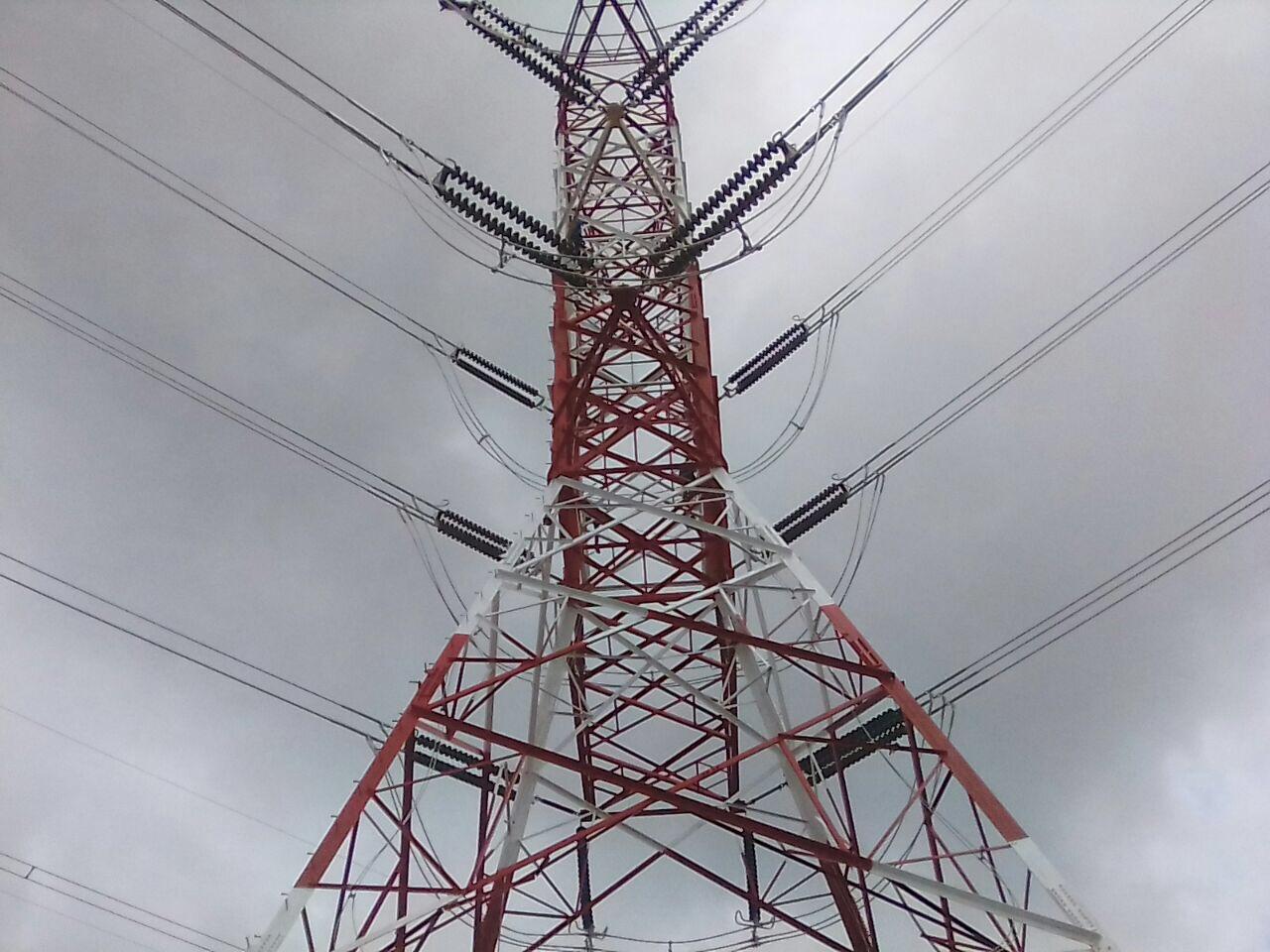 Overhead Power Transmission Line GMO
