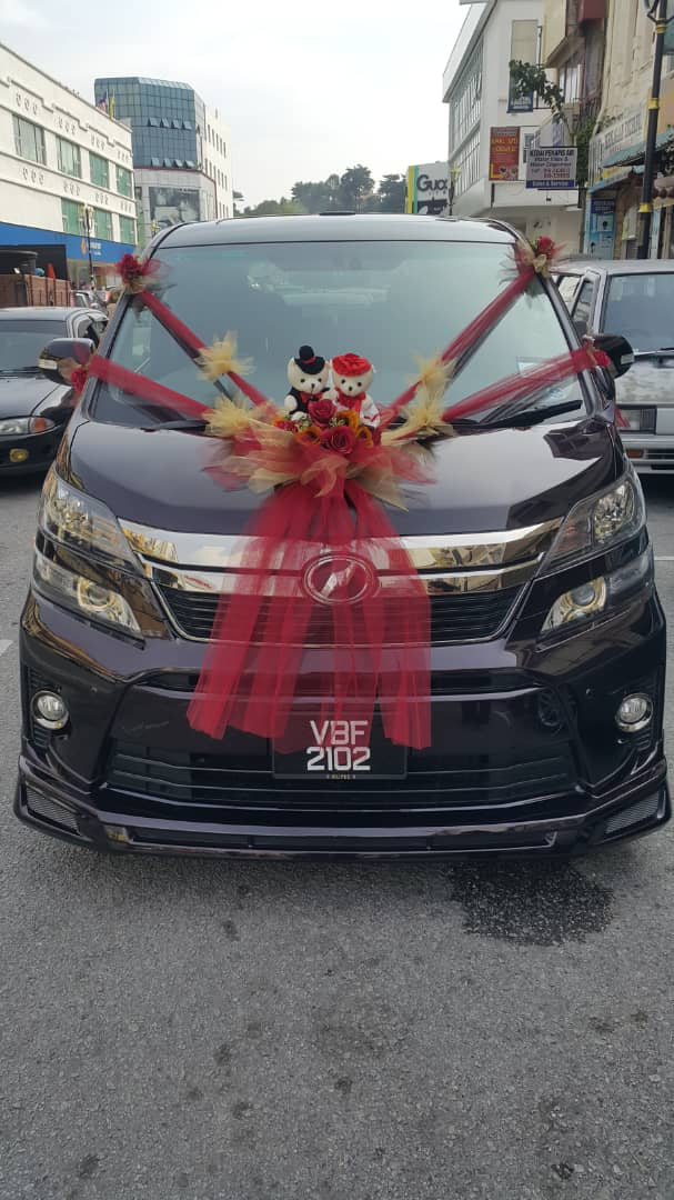 Wedding Car rental services – RJ