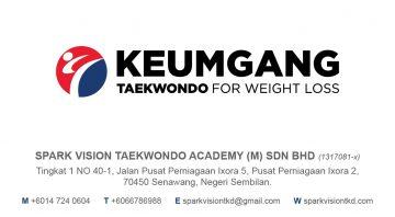 Spark Vision Taekwondo – Seremban