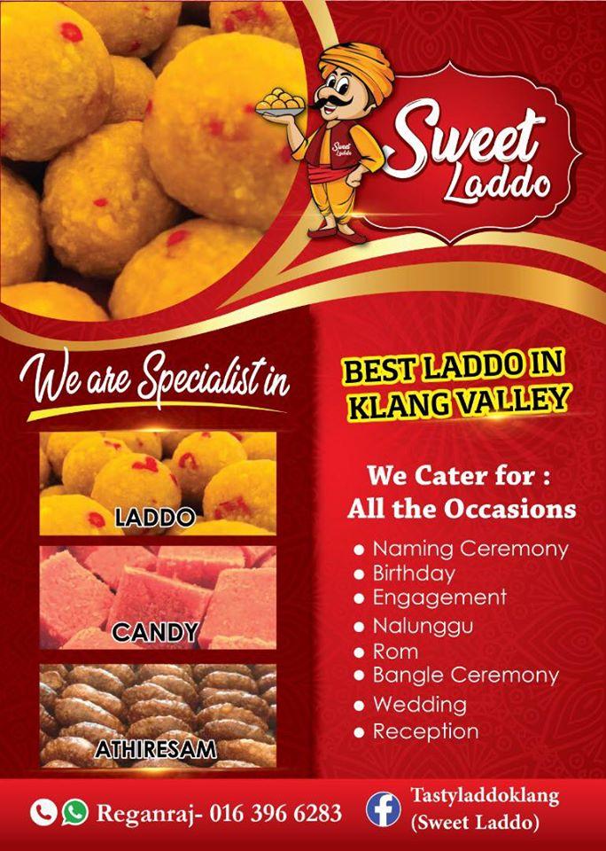 Sweet Laddo (Laddu)