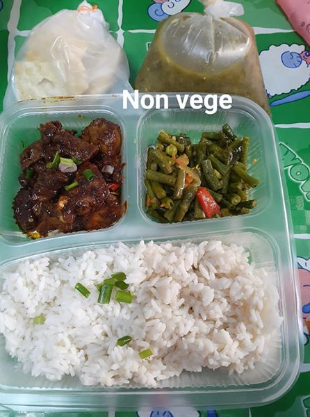 Valar's Kitchen Home Food Delivery