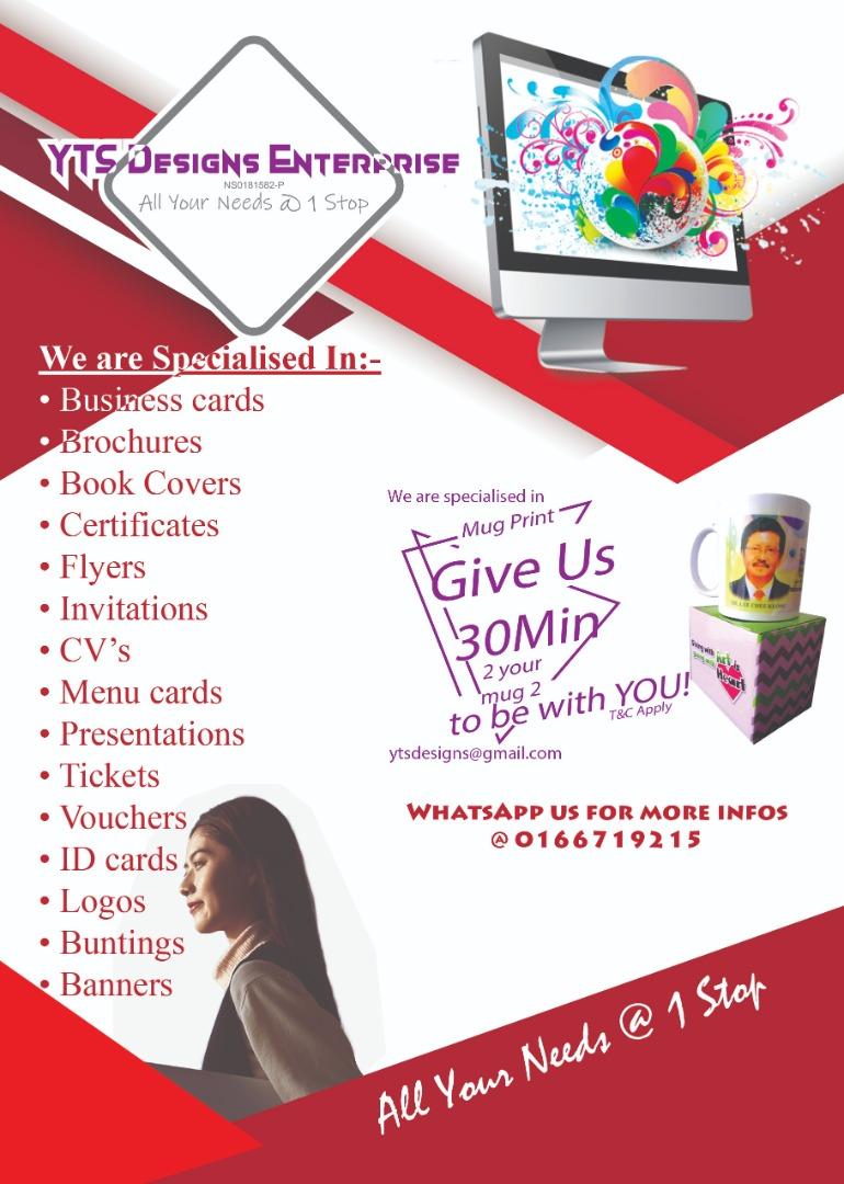 Mascot -YTS Design Enterprise