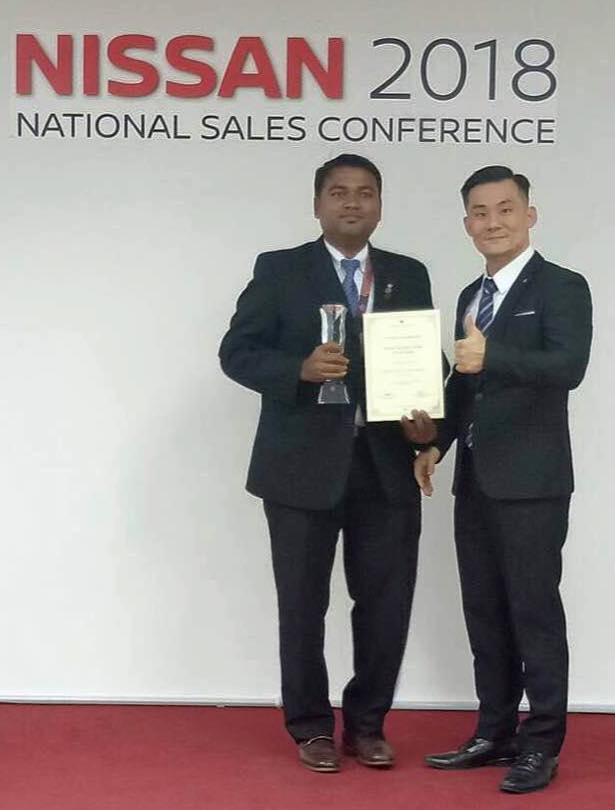 Nissan Car Sales Specialist