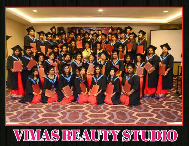 Vimas Beauty Studio.