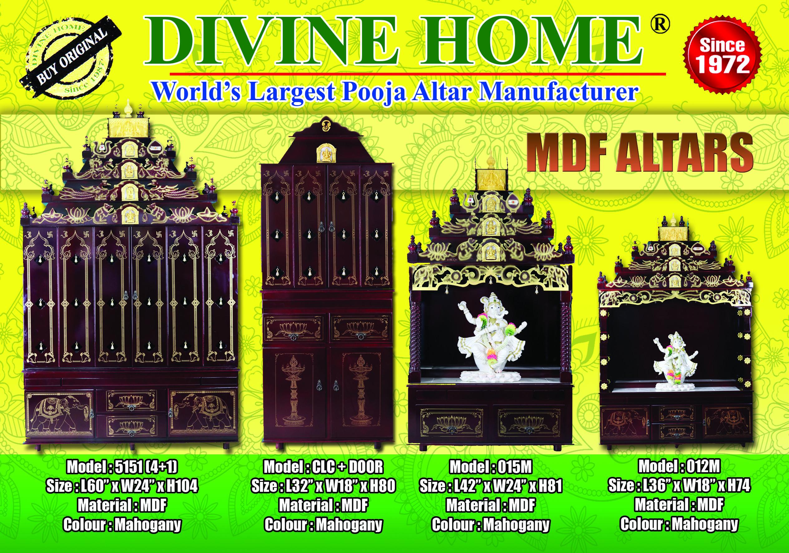 DIVINE HOME