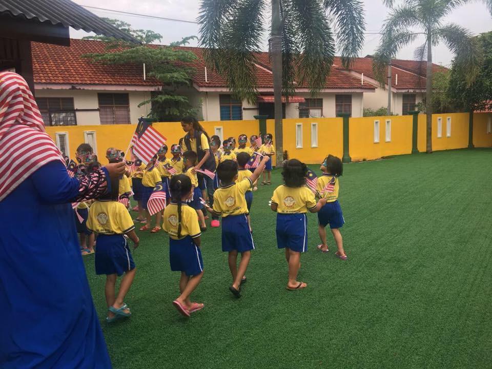 Sunshine kids / Pre-school education