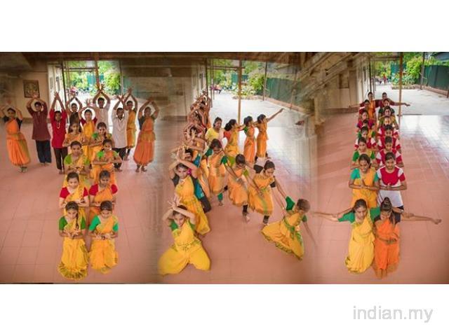 Tanjai Kamalaa Indira Dance School