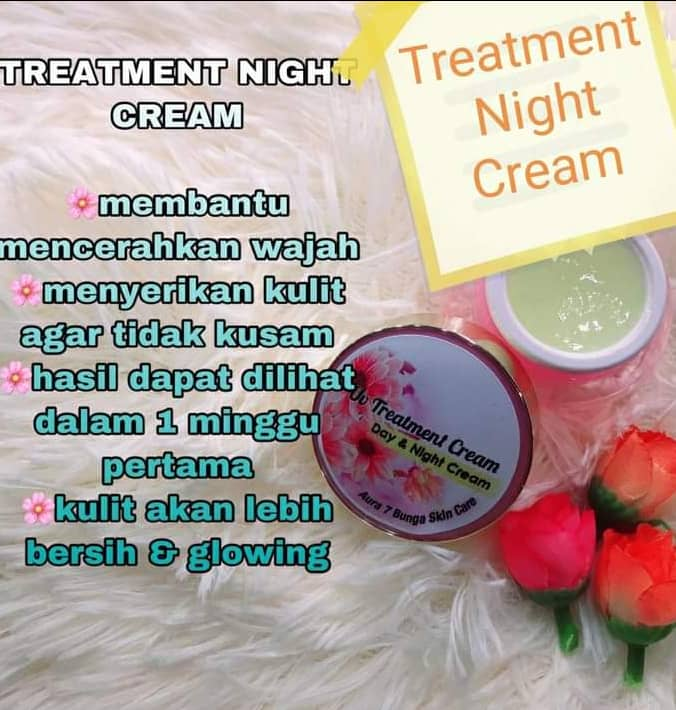 Aura 7 Flower Skincare Rm132 one set