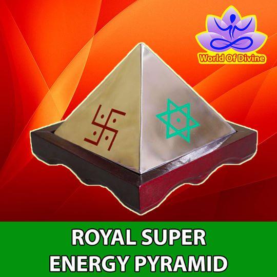 Royal Super Energy Pyramid
