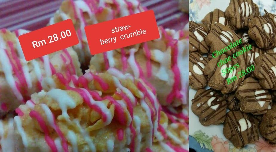 Deepavali Cookies