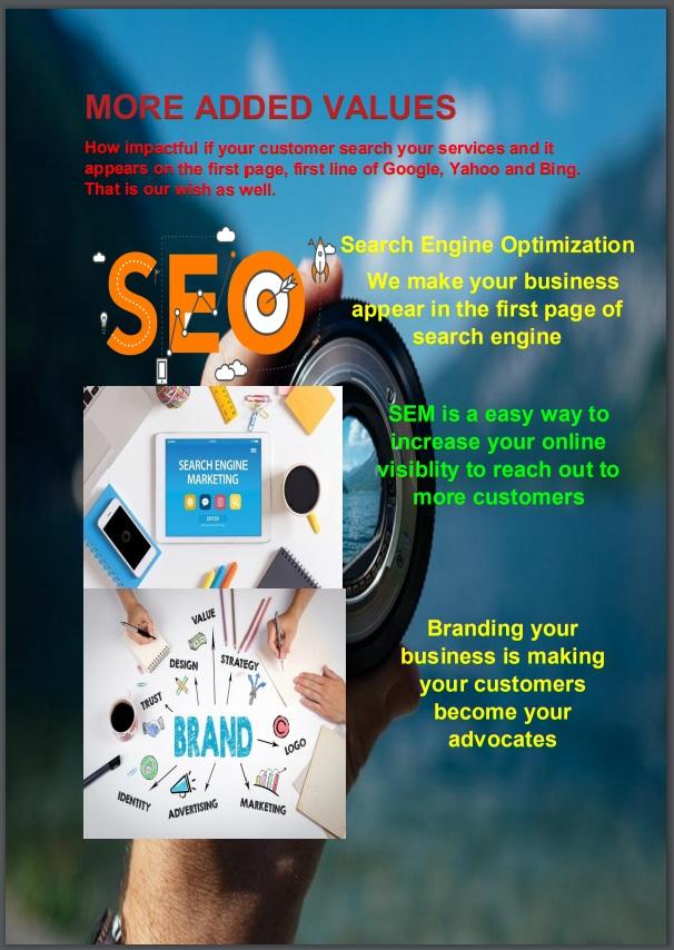 Video and social media marketing